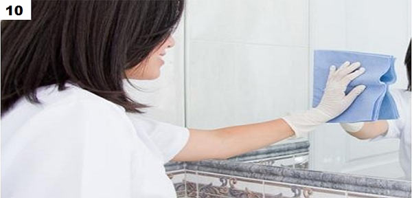 Φακελάκι Τσαγιού: Καθαρίζει τον Καθρέφτη