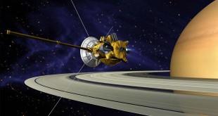 To Cassini ανίχνευσε Διαστρική Σκόνη Έξω από το Ηλιακό μας Σύστημα!