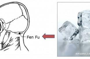 Βάζει Πάγο σε Αυτό το Σημείο στο Κεφάλι του Δείτε τι Συμβαίνει Μετἀ από 15 Λεπτά