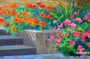 Δες τι να Κάνεις το Φθινόπωρο στον Κήπο για να έχεις Αμέτρητα Λουλούδια την Άνοιξη στα Παρτέρια Σου