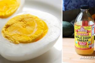 Φάτε Ένα Αυγό με αυτόν τον τρόπο για να Ελέγξετε τα Επίπεδα Σακχάρου στο Αίμα