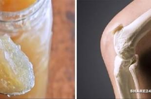 Γιατρέψτε τις Αρθρώσεις και τον Πόνο στην Πλάτη με Ένα Συστατικό που έχουμε Όλοι στην Κουζίνα