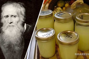Έπινε Καθημερινά Αυτό το Ρόφημα και Έζησε για Πάνω από 150 Χρόνια