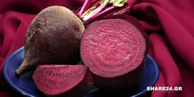 Η Απίστευτη Δύναμη του Παντζαριού - Μπορεί να Γιατρέψει Αυτές τις 12 Ασθένειες