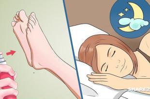 Τρίψε για 10 Λεπτά τα Πόδια Σου με Αυτά τα Έλαια και θα Αποκοιμηθείς Αμέσως