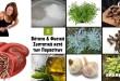 8 Βότανα & Φυσικά Συστατικά που Σκοτώνουν τα Παράσιτα του Εντέρου