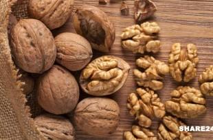 Καρύδια - Τροφή με Αντιγηραντικές Ιδιότητες που Σας Κάνει να Φαίνεστε & να Νιώθετε Νεώτεροι