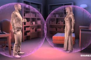 Oι Άνθρωποι διαθέτουν μία «Μαγνητική 6η Αίσθηση» που τους Συνδέει σε Ένα Παγκόσμιο Αόρατο Δίκτυο!