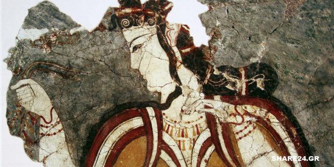 Tο DNA των Συγχρονων Ελλήνων είναι ίδιο με αυτό των Αρχαίων Μυκηναίων