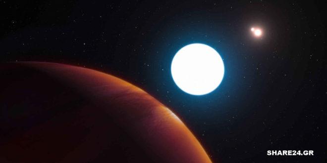 Νέα ανακάλυψη από τη NASA: Πλανήτης με 3 Ήλιους!