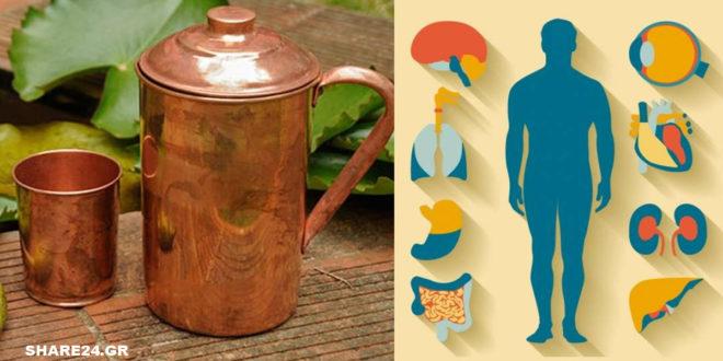 11 Λόγοι για να Πίνετε Νερό από Χάλκινα Σκεύη - Μια Παραδοσιακή Συνήθεια που Ξεχάσαμε
