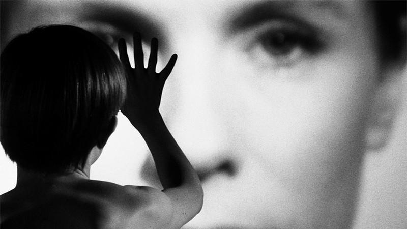Στιγμιότυπο από την ταινία του Bergman: Persona