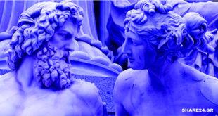 Γιατί οι Αρχαίοι Έλληνες Χρησιμοποιούσαν Διαφορετικές Λέξεις για τις Διάφορες Μορφές της Αγάπης;