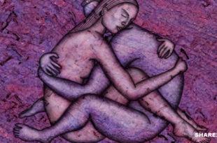 Η οικειότητα δημιουργείται την ώρα που οι δύο ψυχές αγγίζουν η μία την άλλη!