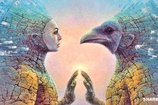 Κάποια άτομα δεν έρχονται τυχαία στη ζωή μας – 5 Είδη κοσμικών δεσμών