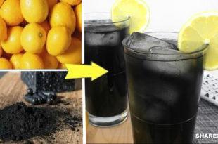 Μαύρη Λεμονάδα: Ένας Πανίσχυρος Χυμός που Καθαρίζει, αλλά… Προσοχή στην Κατανάλωση!