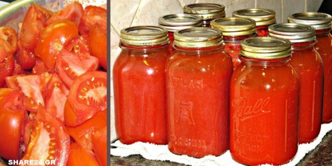 Ντοματοπελτές Παραδοσιακός από Σπίτι! Σας δείχνουμε Βήμα-Βήμα Πώς να Ετοιμάσετε Σπιτικό Πελτέ από τις Ντομάτες σας!