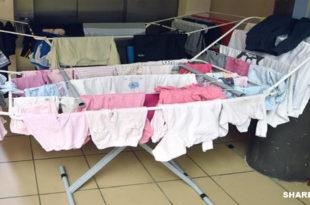 Δείτε τι Συμβαίνει στους Πνεύμονές σας όταν Στεγνώνετε τα Ρούχα Μέσα στο Σπίτι!