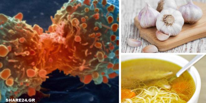 Αυτές είναι οι Σουπερ Tροφές που Kαταπολεμούν το Κρυολόγημα & τις Kοινές Iώσεις!
