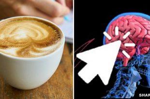 Ο Καφές Επηρεάζει το Σώμα και τον Εγκέφαλό μας μέσα σε 6 ώρες! Δείτε πώς!