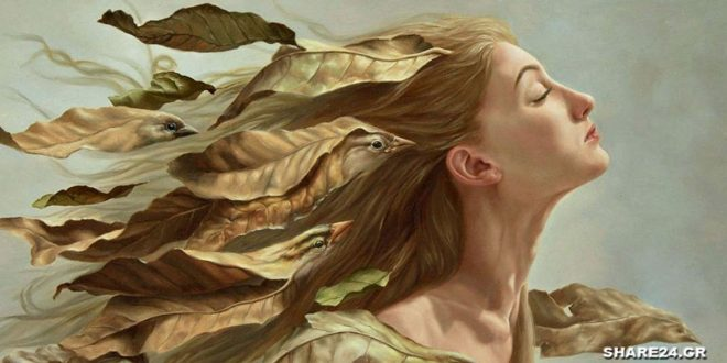 Όσο αφήνεις το παρελθόν να σε στοιχειώνει, τόσο λιγότερο θα απολαμβάνεις τη ζωή σου…
